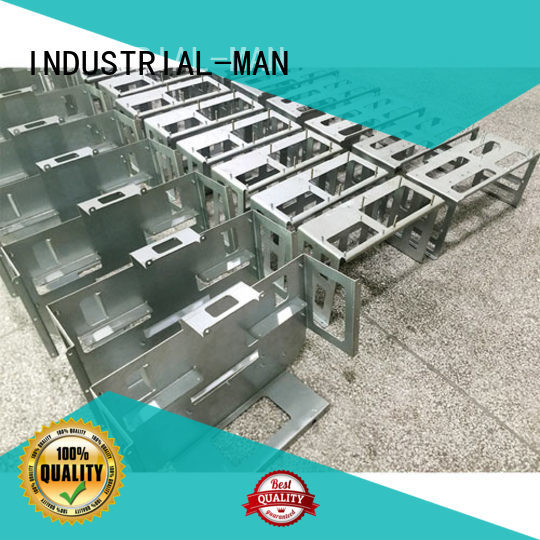 parts aluminum tooling INDUSTRIAL-MAN Brand rapid mold supplier