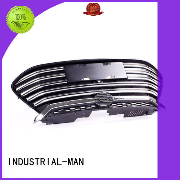 INDUSTRIAL-MAN Brand by casting on prototype vacuum casting