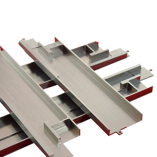 Aluminum parts made by rapid tooling