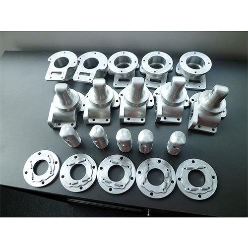 CNC aluminum prototype