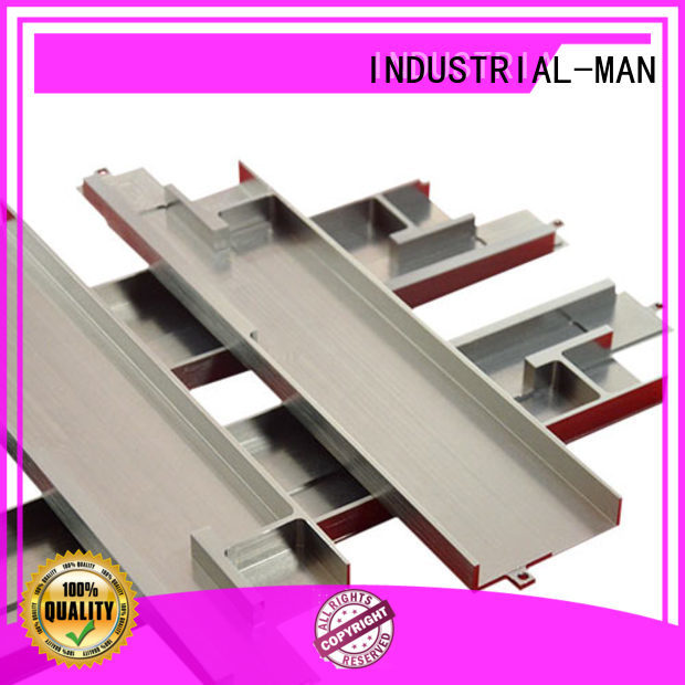 aluminum rapid mold metal for INDUSTRIAL-MAN company