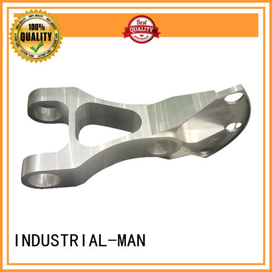 machined car brass work metal prototype INDUSTRIAL-MAN