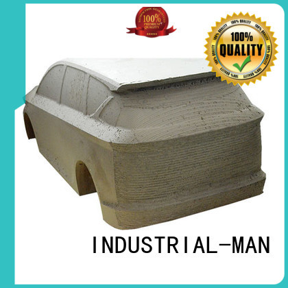 car moulding clay abs cnc auto manufacture