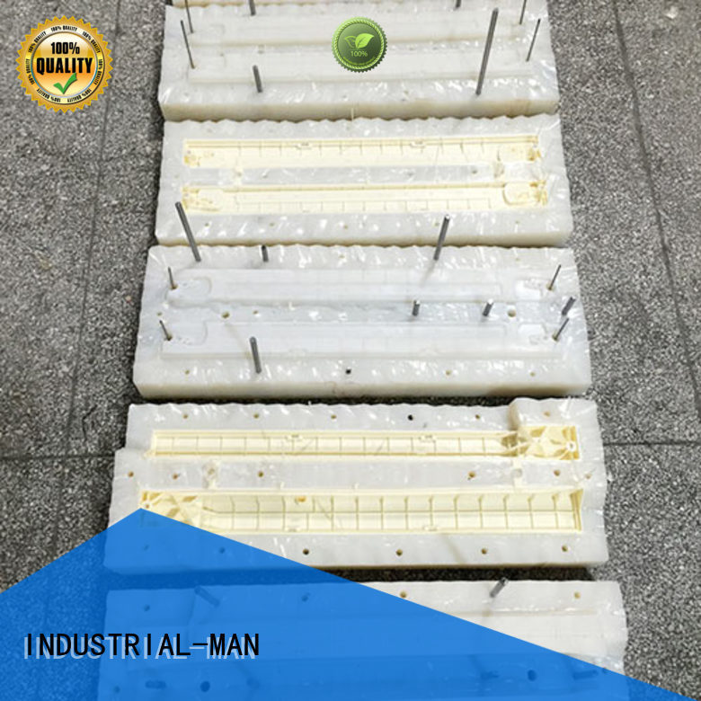 parts vacuum mold casting on INDUSTRIAL-MAN company