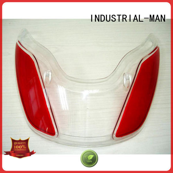 car moulding man on mini INDUSTRIAL-MAN Brand cnc auto