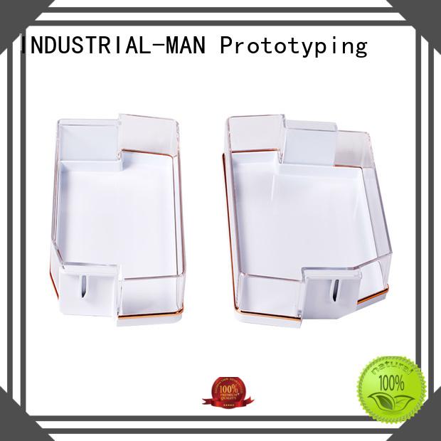 Hot exhibition cnc 3d abs mini INDUSTRIAL-MAN Brand