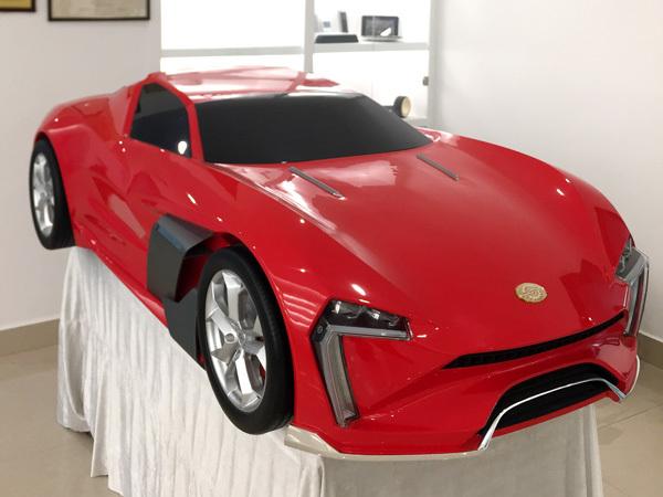 clear car material cnc 3d INDUSTRIAL-MAN Brand