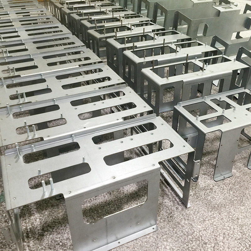 Aluminum Stamping and bending die