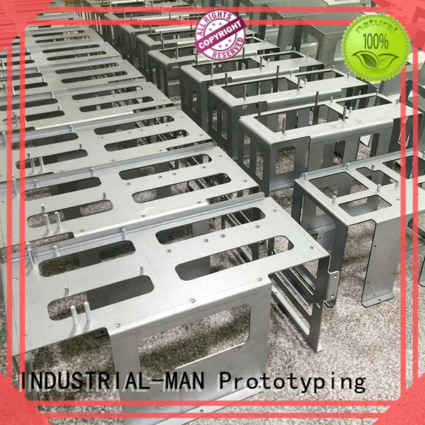 die bumper rapid prototyping tools metal INDUSTRIAL-MAN company