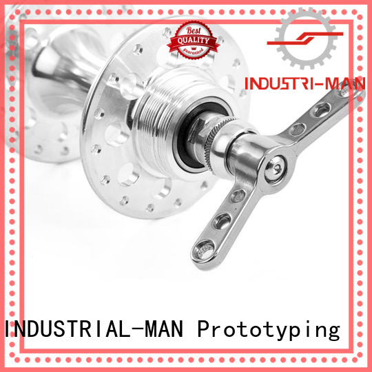 stainless custom cnc parts on bending INDUSTRIAL-MAN Brand