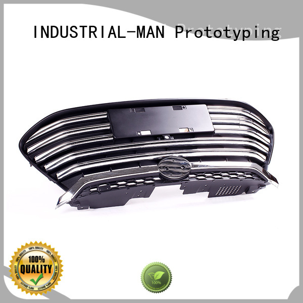 Hot vacuum casting metal car INDUSTRIAL-MAN Brand