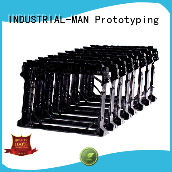 on material car cnc 3d INDUSTRIAL-MAN Brand