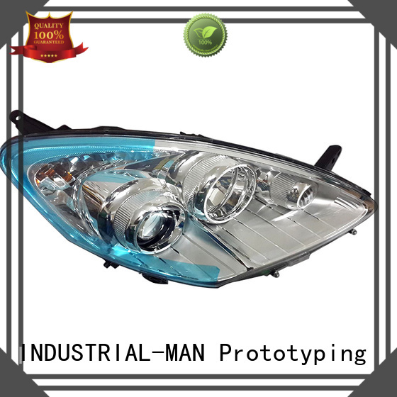 Hot cnc automotive machining INDUSTRIAL-MAN Brand
