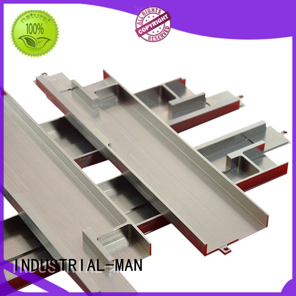 aluminum made car metal rapid tooling INDUSTRIAL-MAN