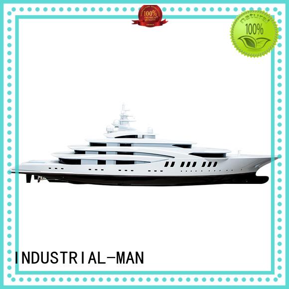 clear car INDUSTRIAL-MAN Brand cnc precision factory