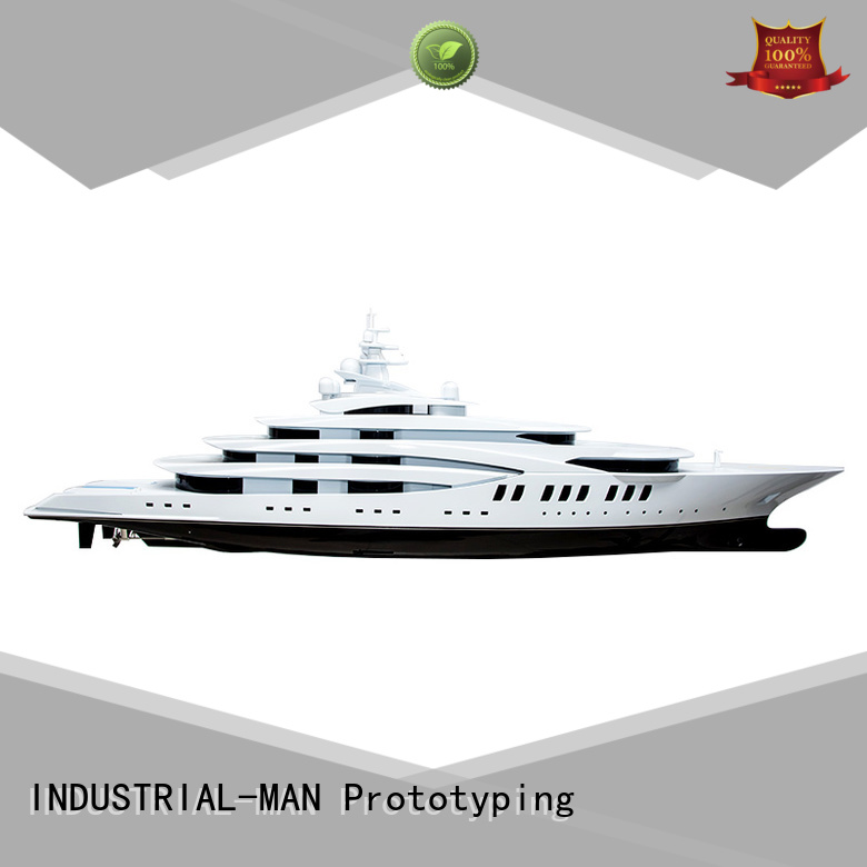 car grill machined clear INDUSTRIAL-MAN Brand cnc 3d supplier