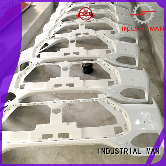 Wholesale parts by vacuum casting INDUSTRIAL-MAN Brand