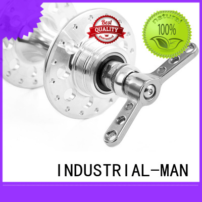 custom cnc parts machined brass Warranty INDUSTRIAL-MAN
