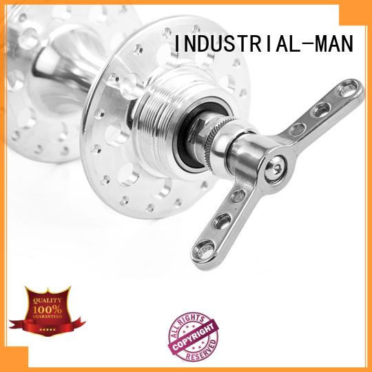 Hot cnc aluminum wheel INDUSTRIAL-MAN Brand