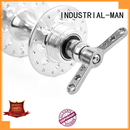 Hot cnc aluminum wheel INDUSTRIAL-MAN Brand