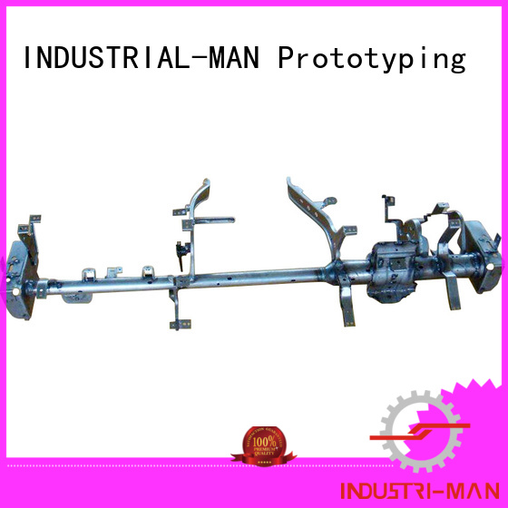 Hot rapid tooling bumper INDUSTRIAL-MAN Brand