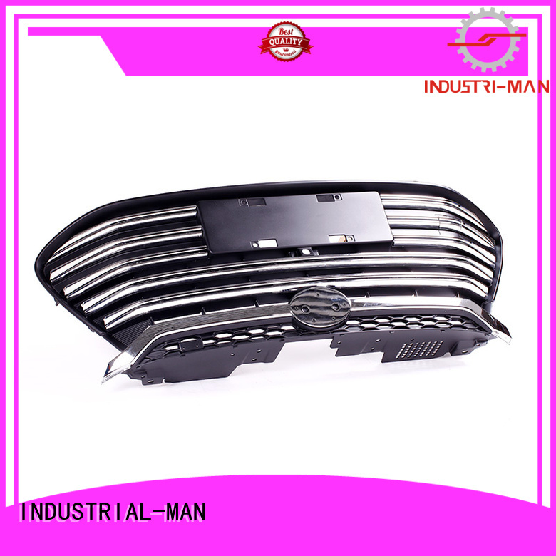 parts by OEM vacuum casting INDUSTRIAL-MAN