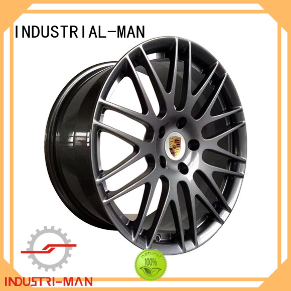 INDUSTRIAL-MAN Brand brass car steel cnc aluminum