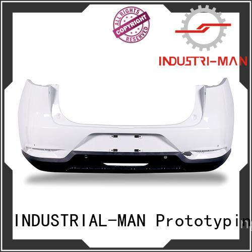 bending parts metal rapid prototyping tools INDUSTRIAL-MAN manufacture