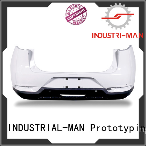 bending parts metal rapid prototyping tools INDUSTRIAL-MAN manufacture