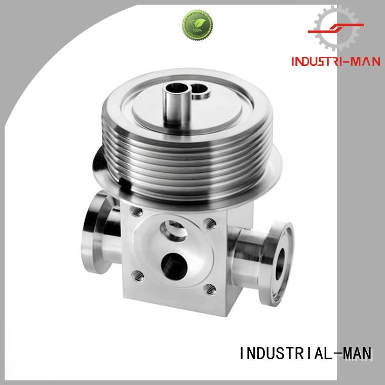 wheel aluminum cnc aluminum bending INDUSTRIAL-MAN Brand